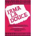 Irma la douce pour orgue électronique