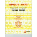 Orgue Jazz 16 standards