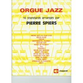 Orgue Jazz 16 standards