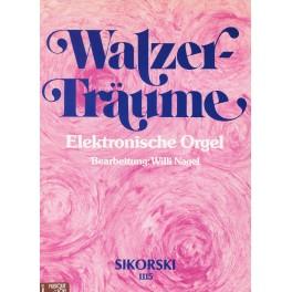 Walzer-Träume pour orgue électronique