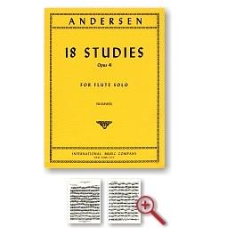 18 Studien op. 41
