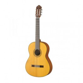 Guitare classique yamaha naturel mate GCG122MS
