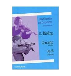 Concertino en si mineur op. 35
