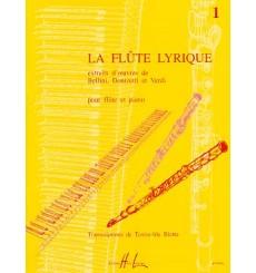 La flûte lyrique vol. 1