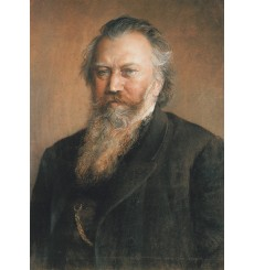 Carte Johannes Brahms