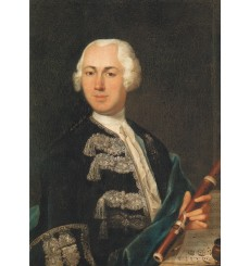 Carte Johann Joachim Quantz