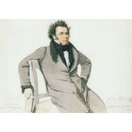 Carte Franz Schubert