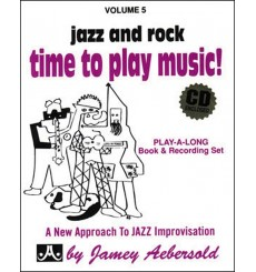 Jazz and Rock - Time to play Music vol. 5+ CD