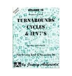 Turnarounds Cycles &II/V7's +CD