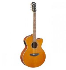 Guitare Folk Yamaha avec micro CPX700II Tinted