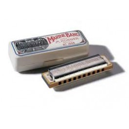 Harmonica Hohner Marine Band en Do