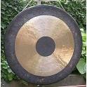 Gong tamtam 45 cm avec batte