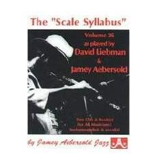 Scale Syllabus + 2 CD