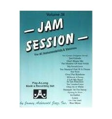 Jam Session vol. 34 + 2 CD