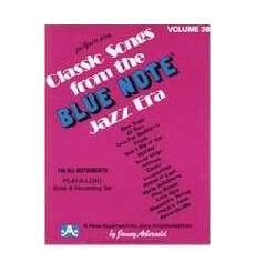 Aebersold Vol 38 Blue Note Mode 	: