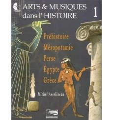 Art et Musiques dans l'histoire vol.1 + 2CD et 1 DVD
