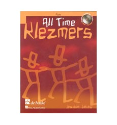 All time klezmers +CD