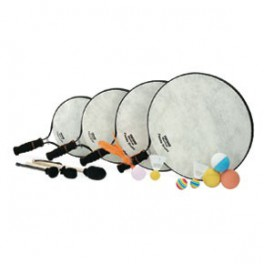 Raquettes percussives Paddle Drum