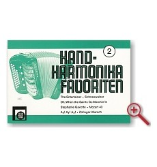 Hand Harmonika Favoriten