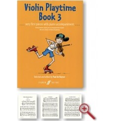 Violin play time vol. 3