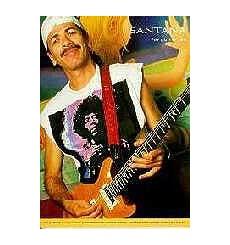 Santana Carlos for guitar