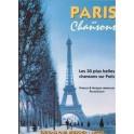 Paris ses chansons - Les 30 plus belles chansons sur Paris