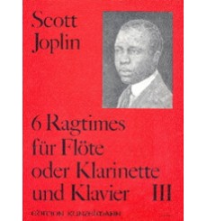 6 Ragtimes vol.III