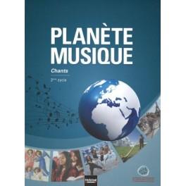 Planète musique chant 3ème cycle