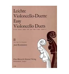 Leichte Cello-duette vol.2