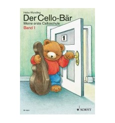 Der Cello-Bär 1