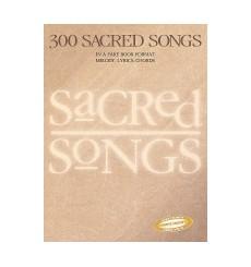 Trois cent chants sacrés
