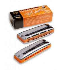 Harmonica Seydel Blues SESSION Steel