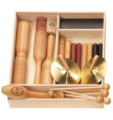 Set d'instruments Orff Roehma set 1 pour 12 musiciens