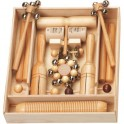 Set d'instruments Orff Roehma set 3 pour 13 musiciens