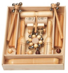 Set d'instruments Orff Roehma set 3 pour 12 musiciens