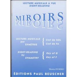Miroirs - Lecture musicale par symétrie