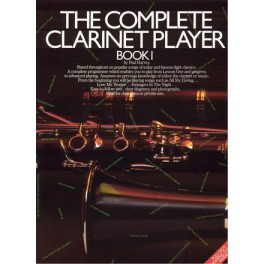 Complete clarinet player - Book 1