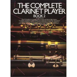 Complete clarinet player - Book 2