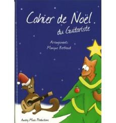 Cahier de Noël du guitariste