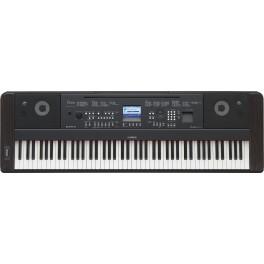 Piano numérique Yamaha Portable Grande DGX-650B noir