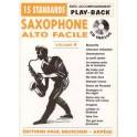 Saxophone alto facile + CD - Volume 4