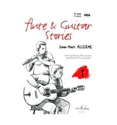 Flûte et guitar stories 1 +CD