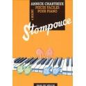 Stompouce pièces faciles piano 6 mains