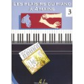 Les plaisirs du piano 4 mains volume 3