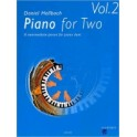 Piano for two volume 2