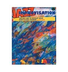 Jazz Improvisation pour instruments en Do
