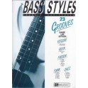 Bass styles - 23 grooves