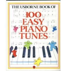 100 Easy piano tunes soldé