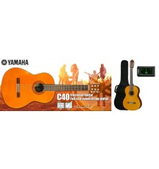 Pack Guitare classique Yamaha C40