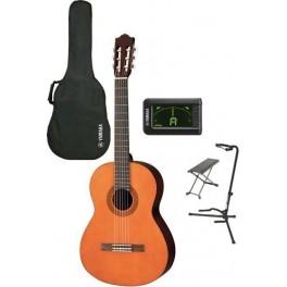 Pack Guitare classique Yamaha C40 standard